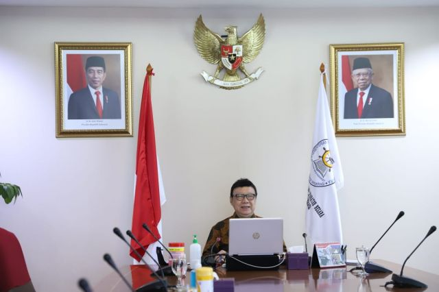 Menteri Tjahjo : Pembubaran Lembaga Untuk Penyederhanaan Birokrasi, Bukan Efisiensi Anggaran